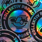 Kollektiv Paradox Sticker